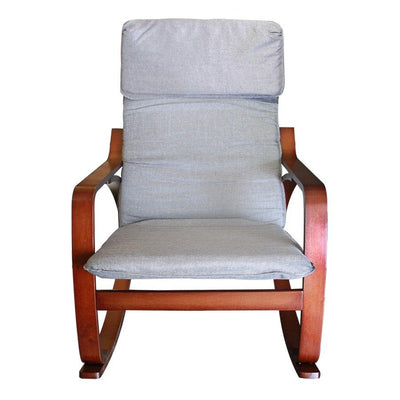 TXRC-01 ROCKING CHAIR - GREY