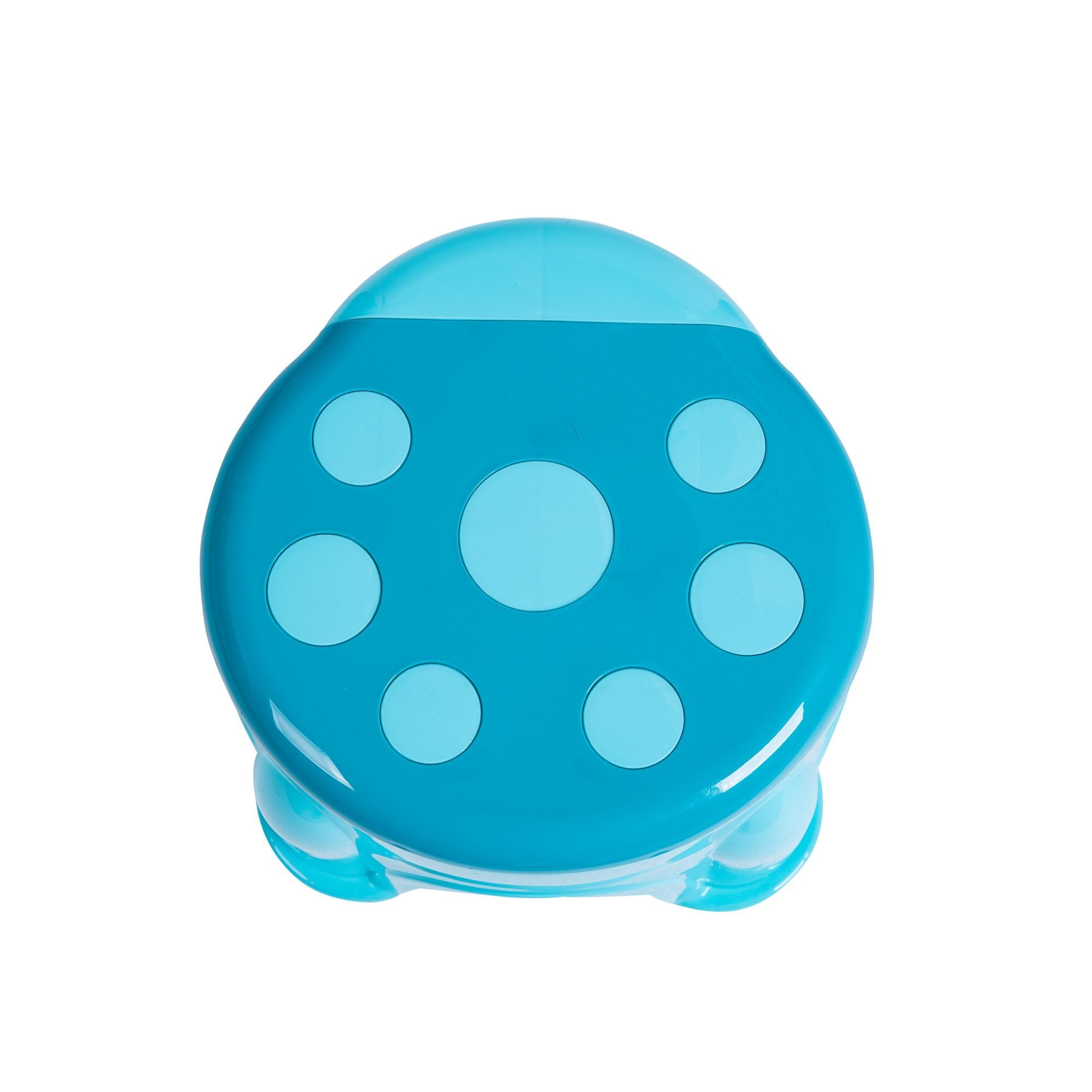 Lady Bug Stool - Double Blue