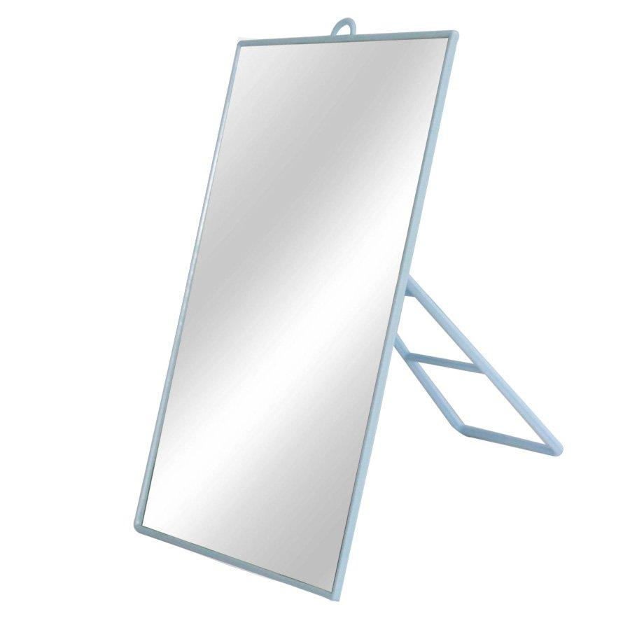 910334 Mirror 29.5 x 23 x 0.5cm- Blue - Mandaue Foam