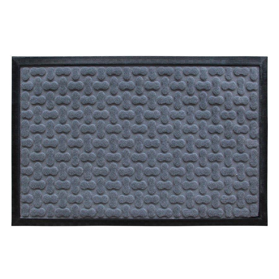MX1060 Steel Grey Door Mat