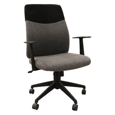 QZY-1635B DIXON LOW BACK OFFICE CHAIR