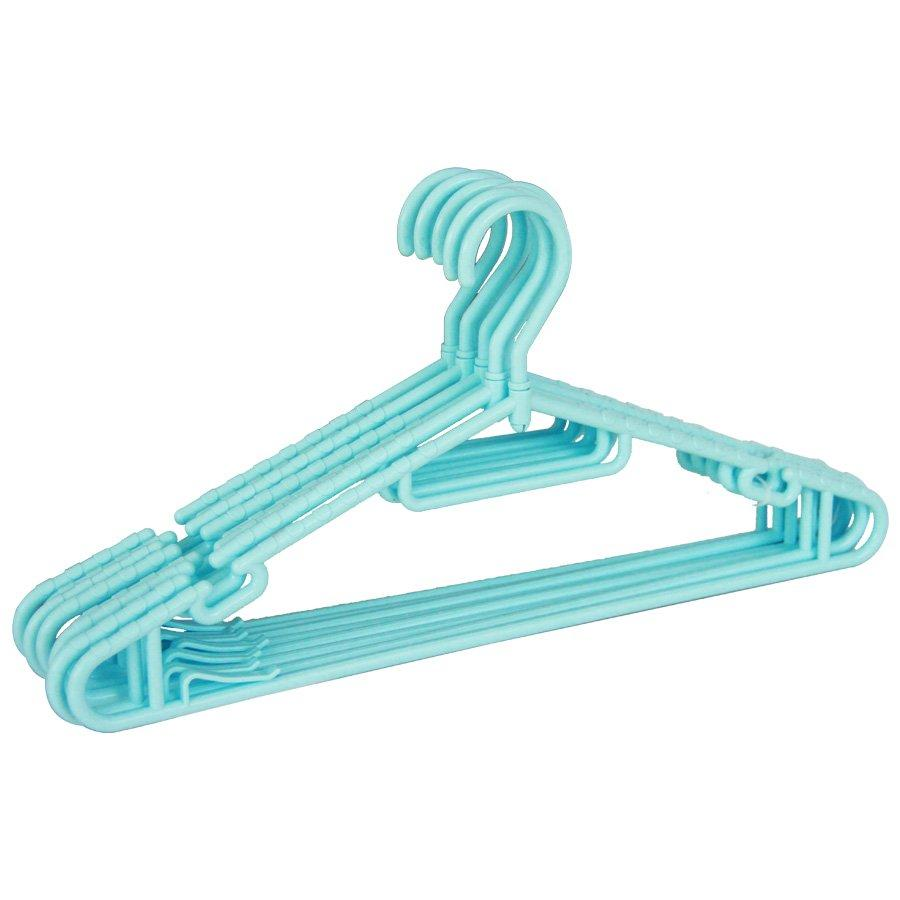6634 8 Pieces Cloth Hanger - Blue