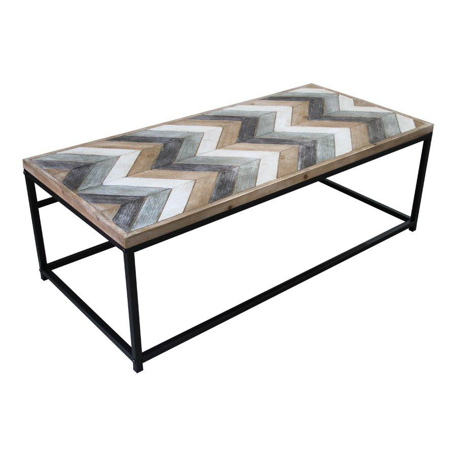 Corbett Coffee Table - Printed