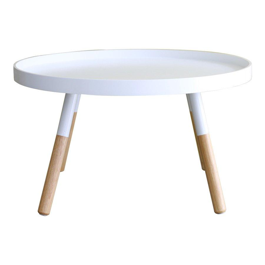 Callie Coffee Table - White - Mandaue Foam