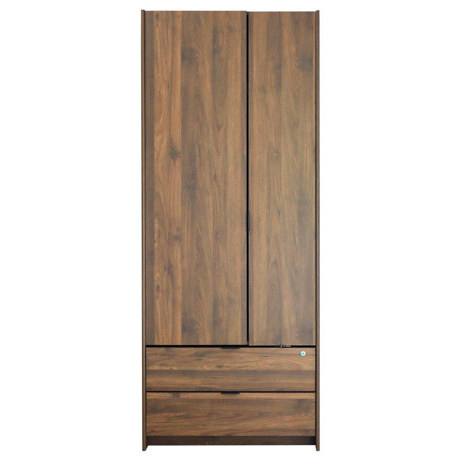 Revere 2 Door Wardrobe - Columbia