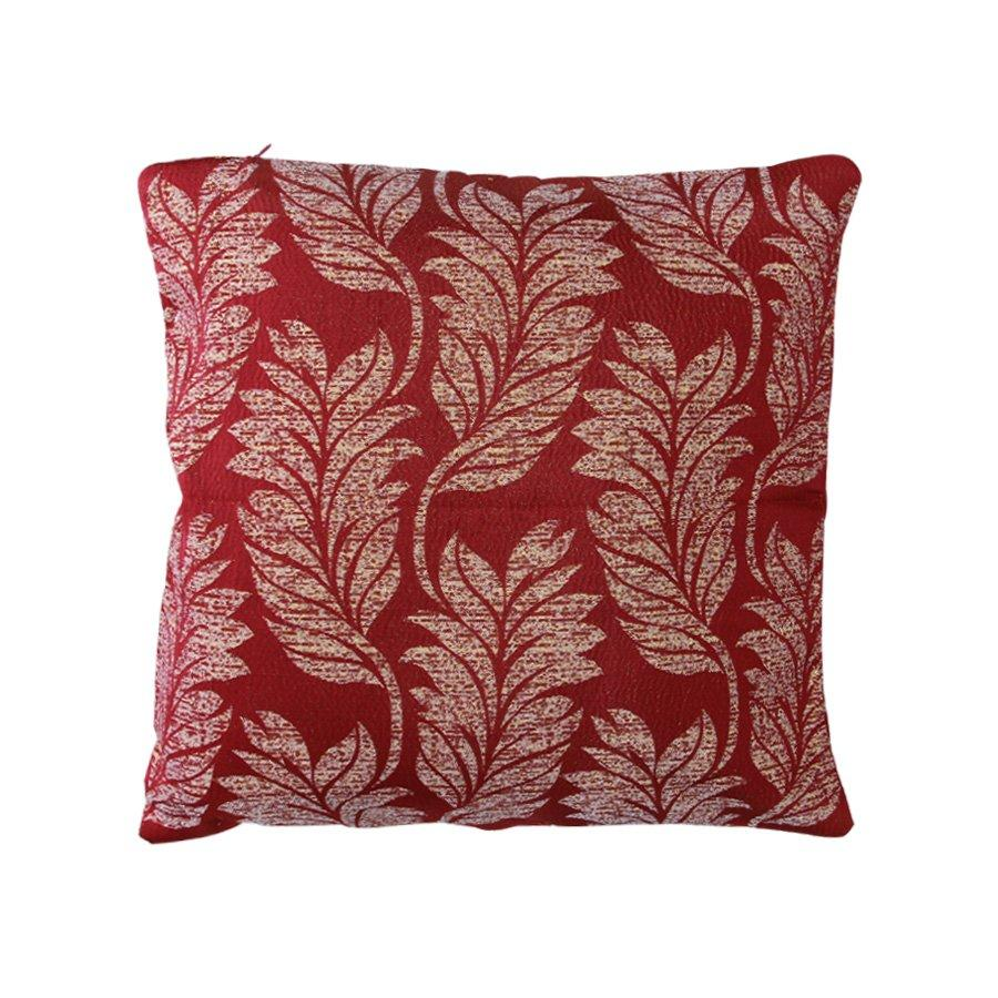 CH-03 Burgundy Leaves Case Only 43x43cm - Mandaue Foam