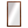 013-716T Brown Wall Frame Mirror - Mandaue Foam