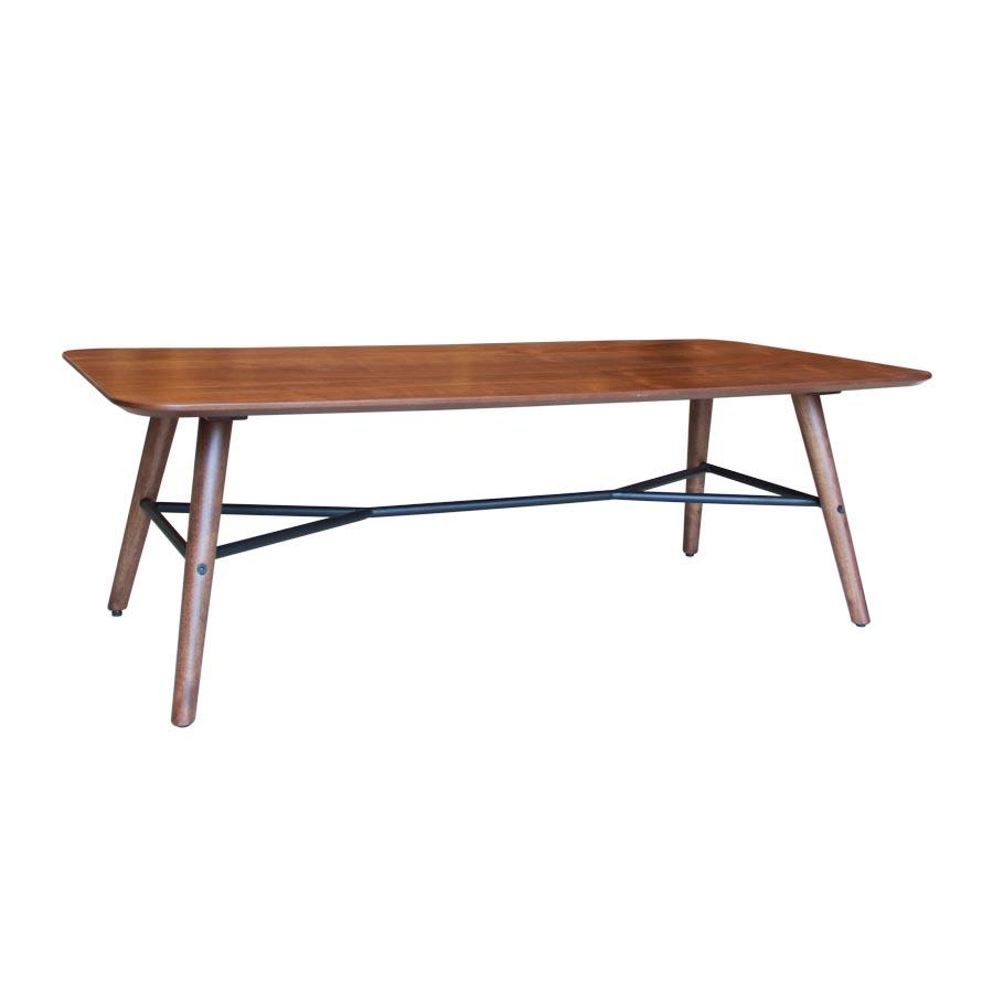 Cohen Coffee Table - Walnut