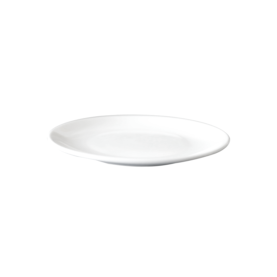 "7""Coupe Porcelain Side Plate - Mandaue Foam"
