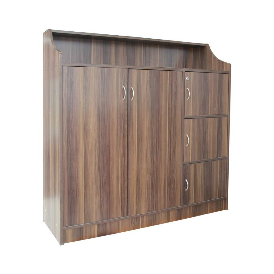 Maxim Children Wardrobe - French Walnut