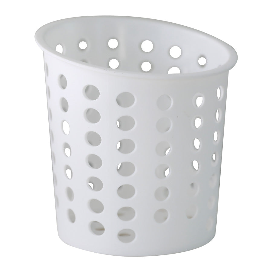 9014 Utensil Holder 15x12x16cm - White