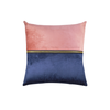 PLP08-89 Two-tone Navy/Rose 45x45