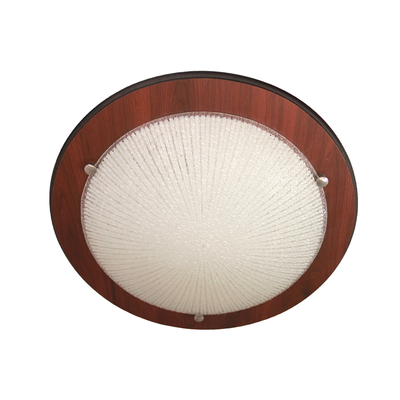 909/3L Wood Ceiling Light - Big - Mandaue Foam