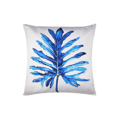 PLP08-42 Blue Single Leaf 45x45