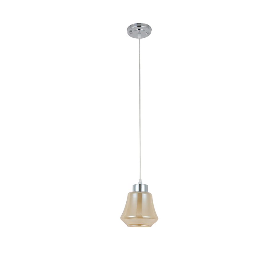 00244/1p Glass Pendant Lamp