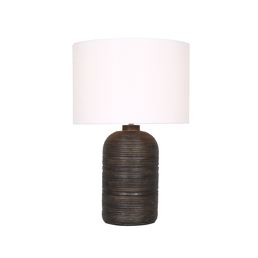 Ml93537 Polyresin Table Lamp