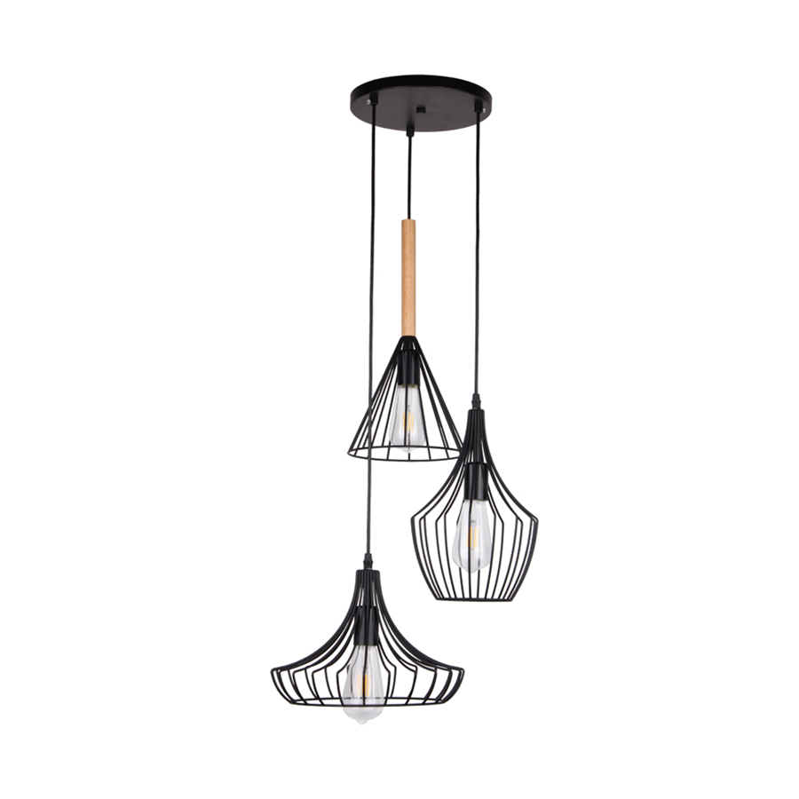 Sq111-3 Pendant Lamp