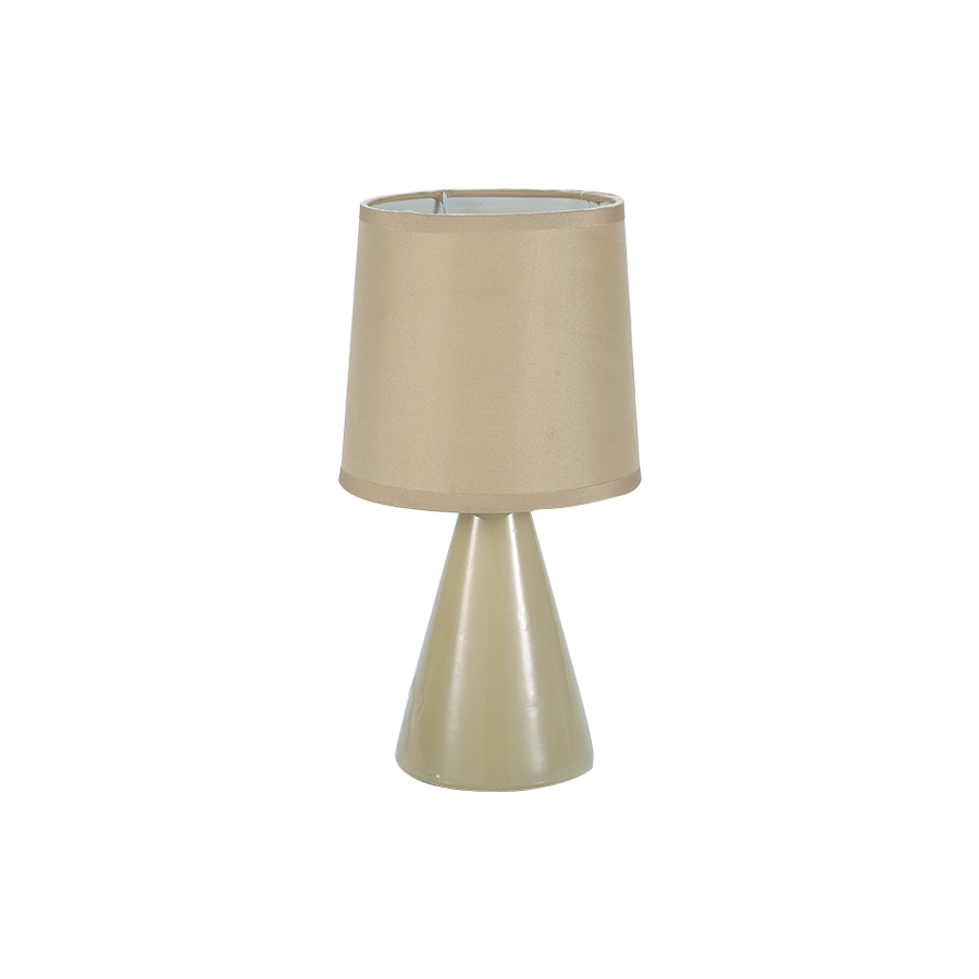 36026 Beige Ceramic Table Lamp