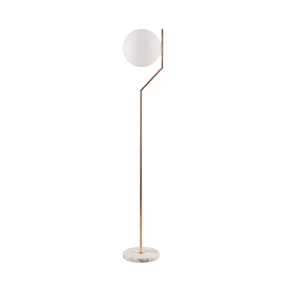 Ml4600wh Floor Lamp