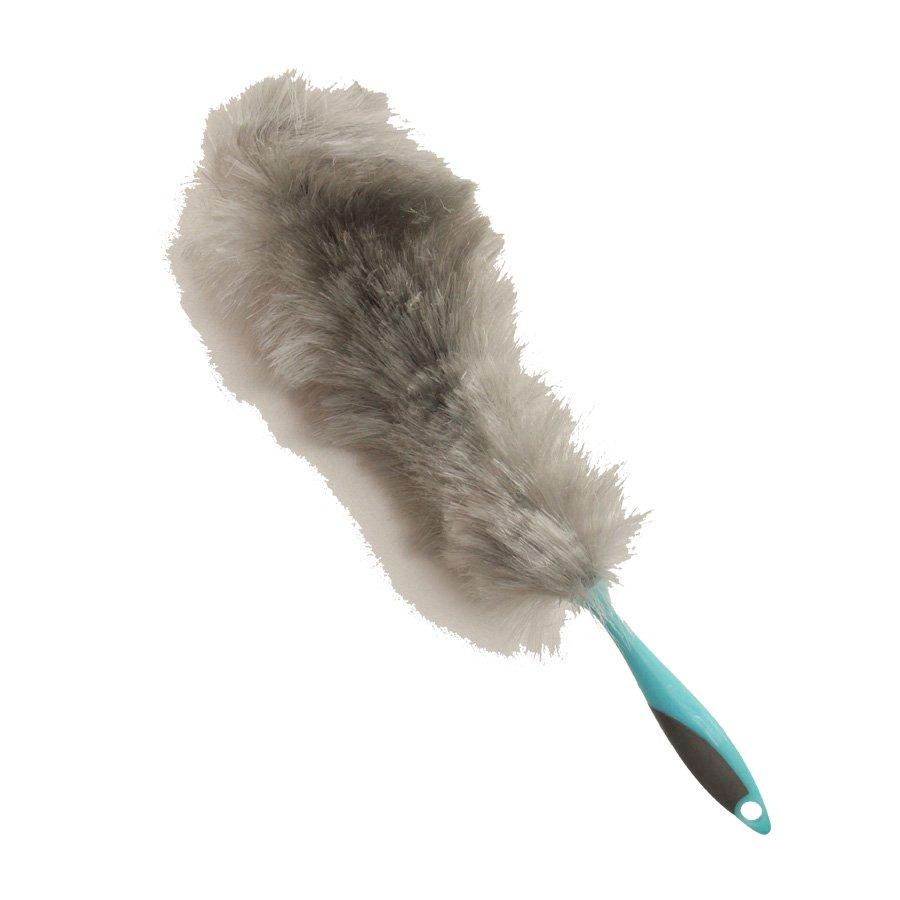 TH-E18 FEATHER DUSTER 59CM-BLUE