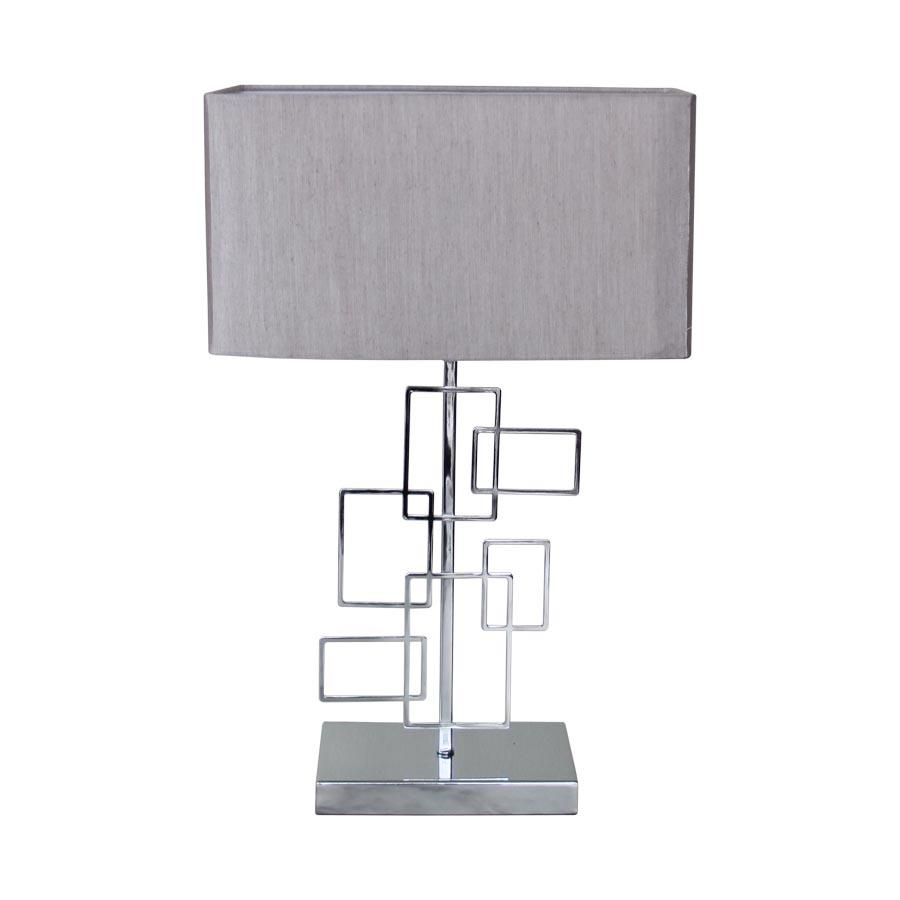 MT2833 Square Fusion Table Lamp