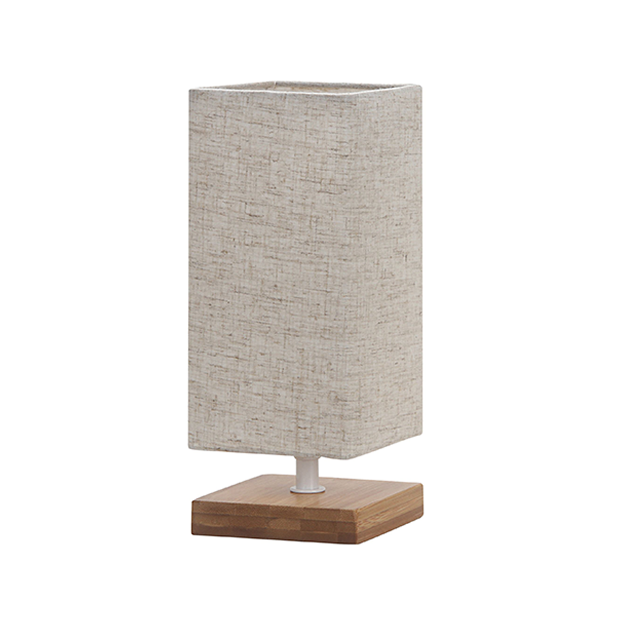 A339L Wood Table Lamp