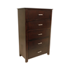 Ansel 5 Chest Of Drawer - Mandaue Foam