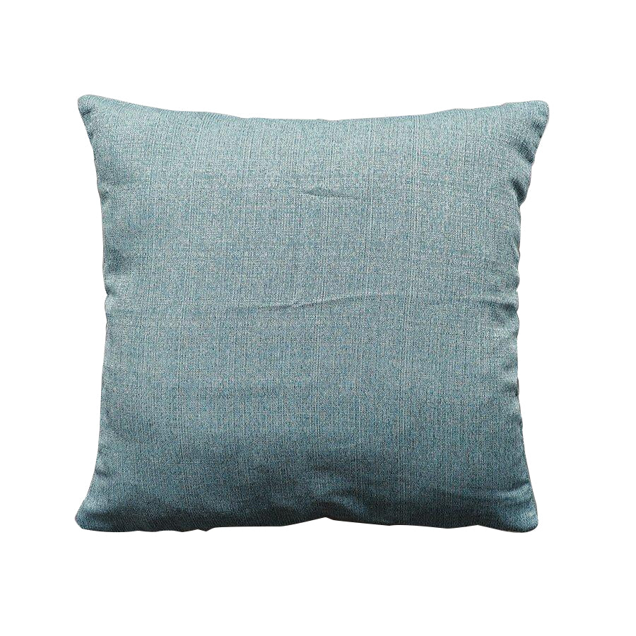 AS-AC-0062 Blue Throw Pillow Case