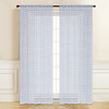 AS-PAS-0156 White Grid Pattern 54x85""