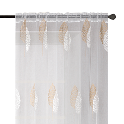 "AS-PASE-0003 Beige Tree Rod Pocket 54 X 95"" - Mandaue Foam"