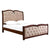 Alea Semi-Double Bed 48x78