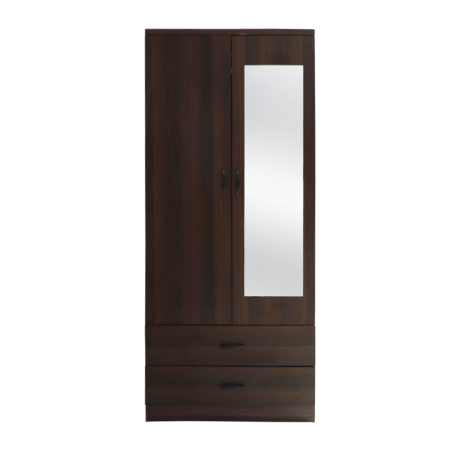 Altitude 2 Door Mirror Wardrobe