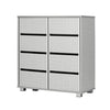 Alvira 2door Shoe Cabinet - Mandaue Foam