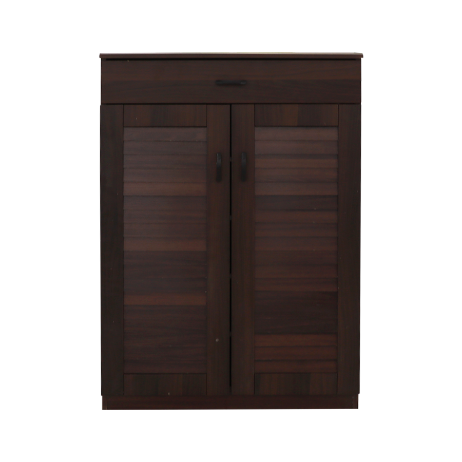 Aramis Shoe Cabinet - PA14 Brown