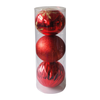 BA1501 15cm Christmas Balls Set of 3 (Red)