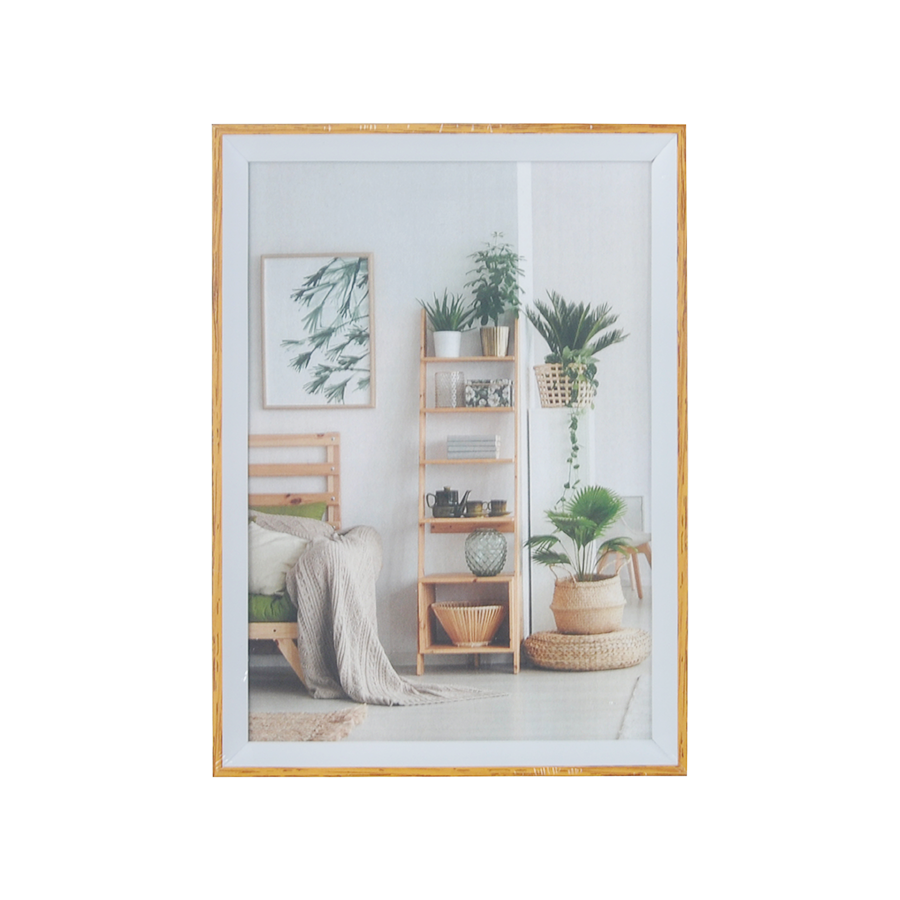 Bb68-123001a-1 Photo Frame Natural Oak