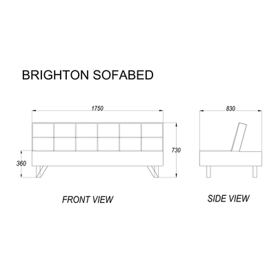 Brighton Sofa Bed