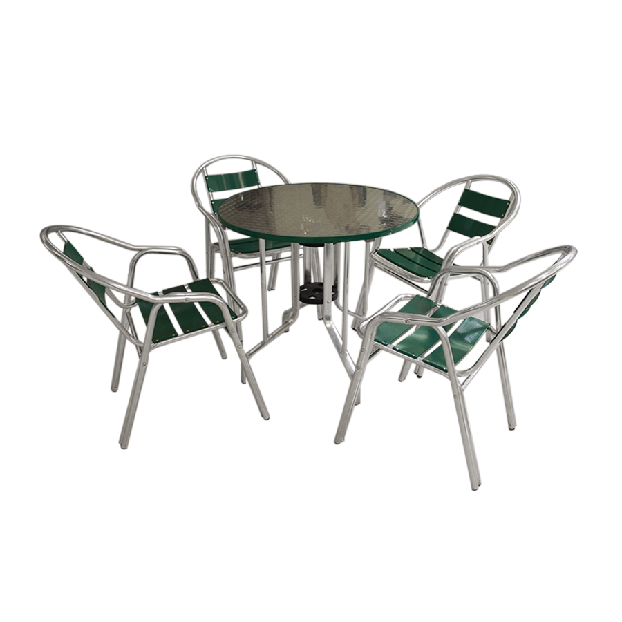 Bahamas 4 Outdoor Dining Set