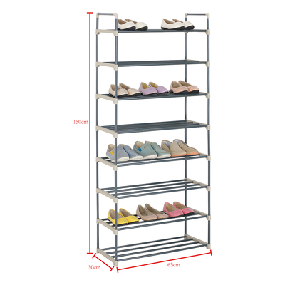 Bela Metal Shoe Rack