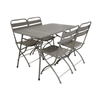 Breezy 4 Seater Outdoor Dining Set - Mandaue Foam