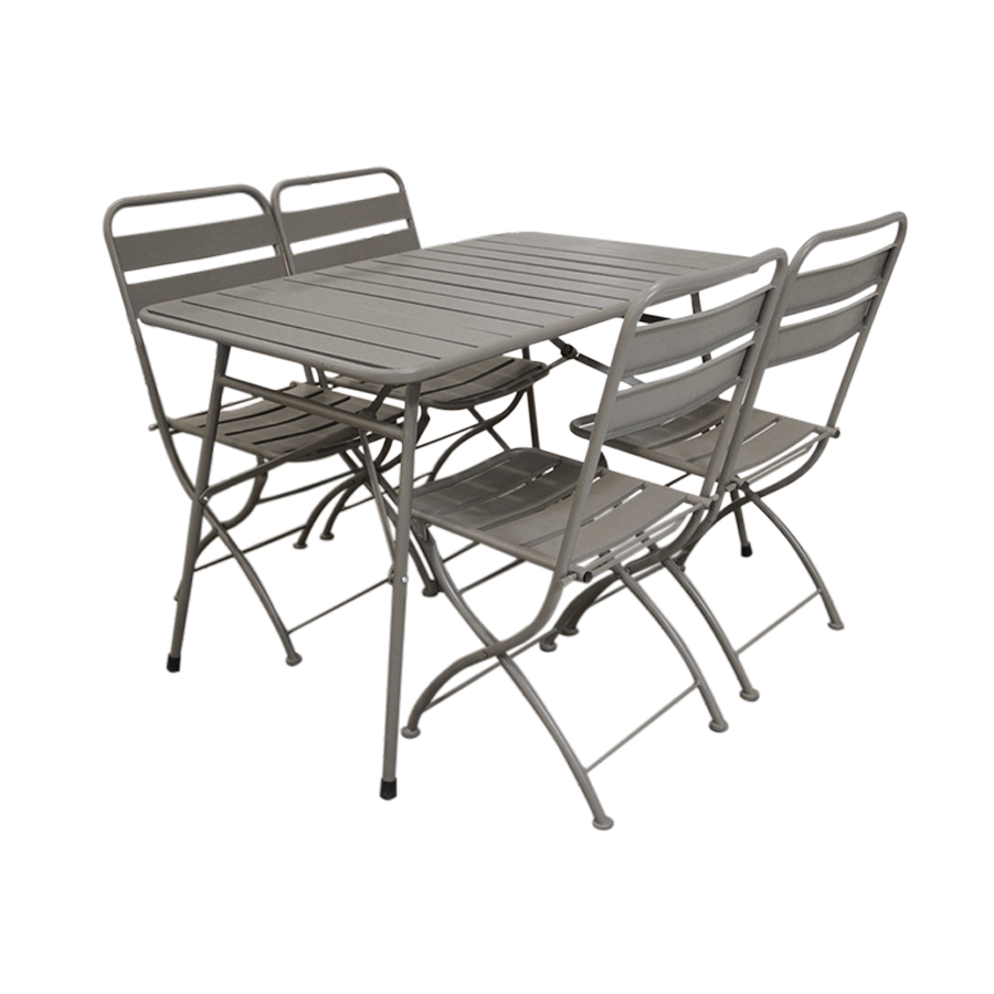 Breezy 4 Seater Outdoor Dining Set