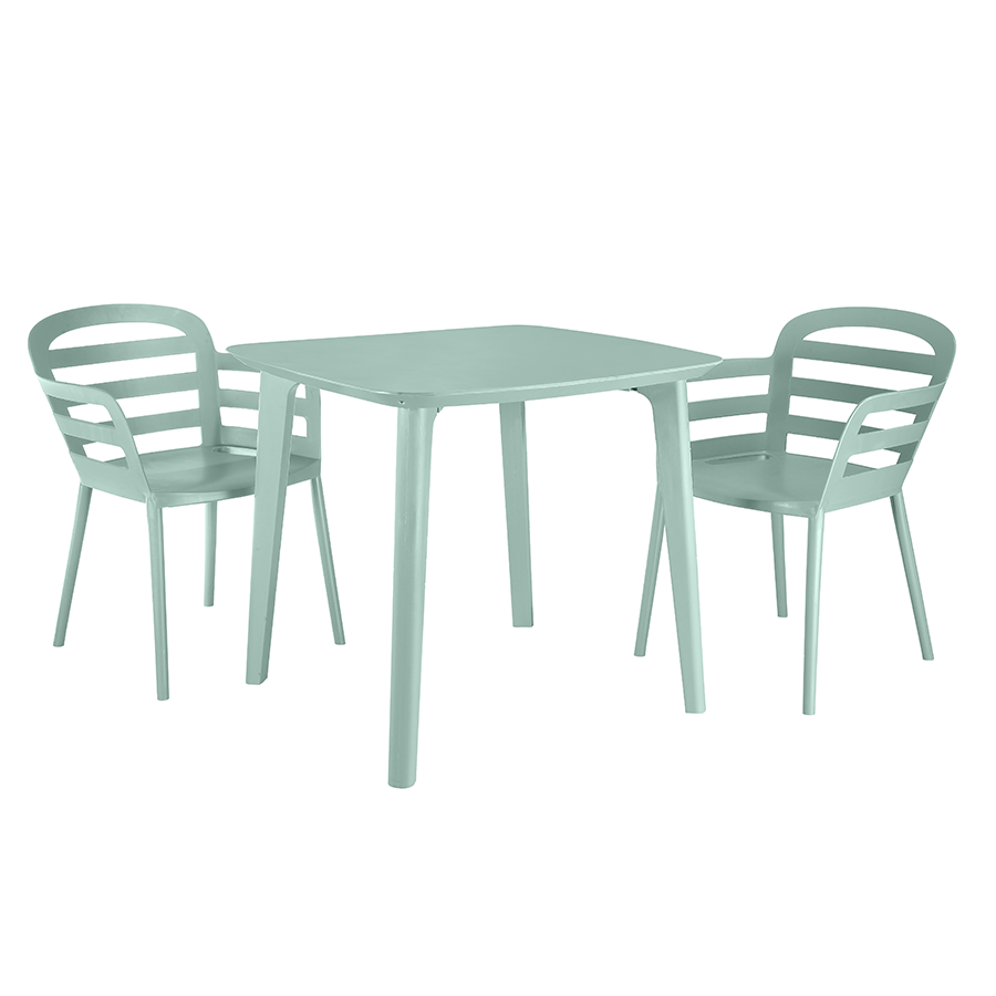 Brizo 2 Seater Outdoor Dining Set