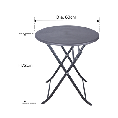 Buck Bar Table 60cm