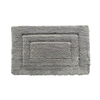 Ch002 Rectangle Pattern Rug - Silver Grey