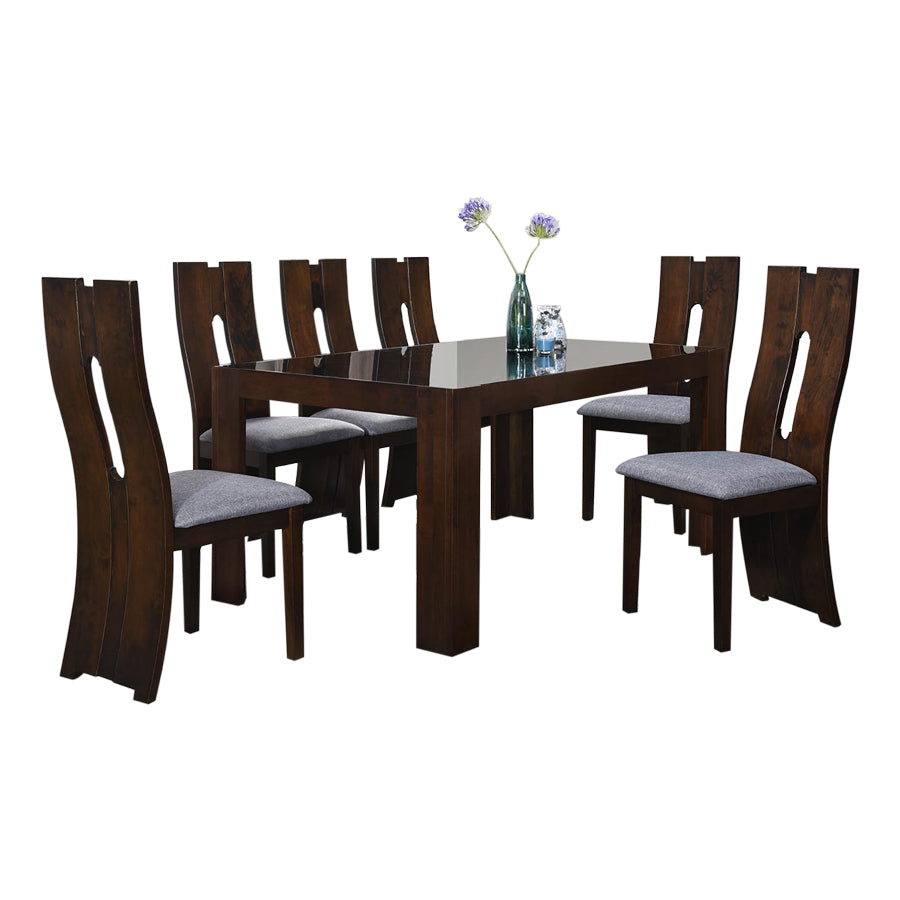 Round Table Late Delivery Policy.Clarissa 6 Seater Dining Set