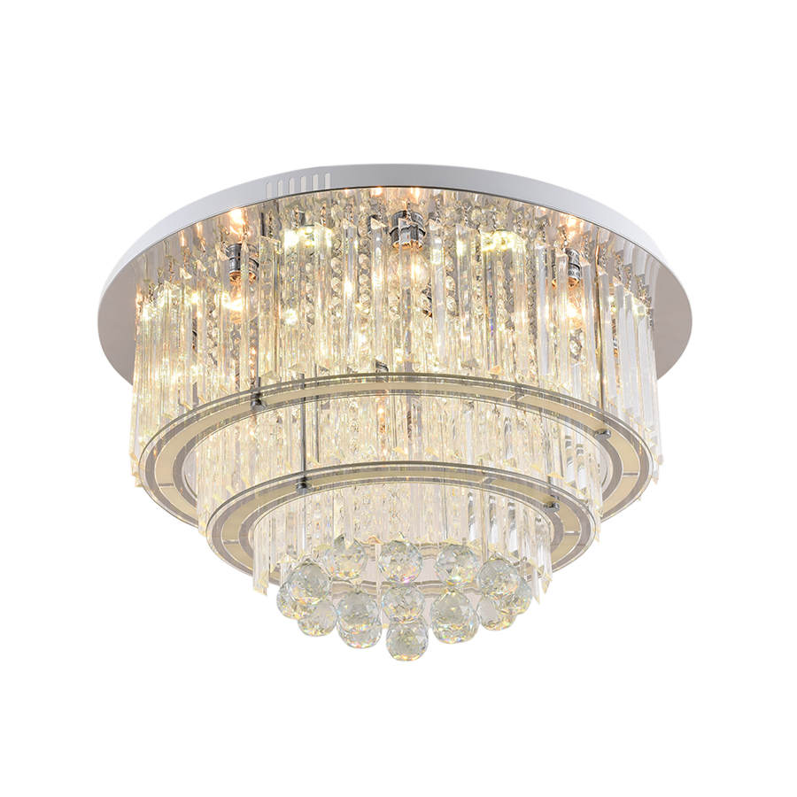 19627/600mm Crystal Chandelier
