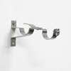 CS-50 Silver double bracket 22mm per pc