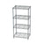 Carter 4 Tier Metal Rack