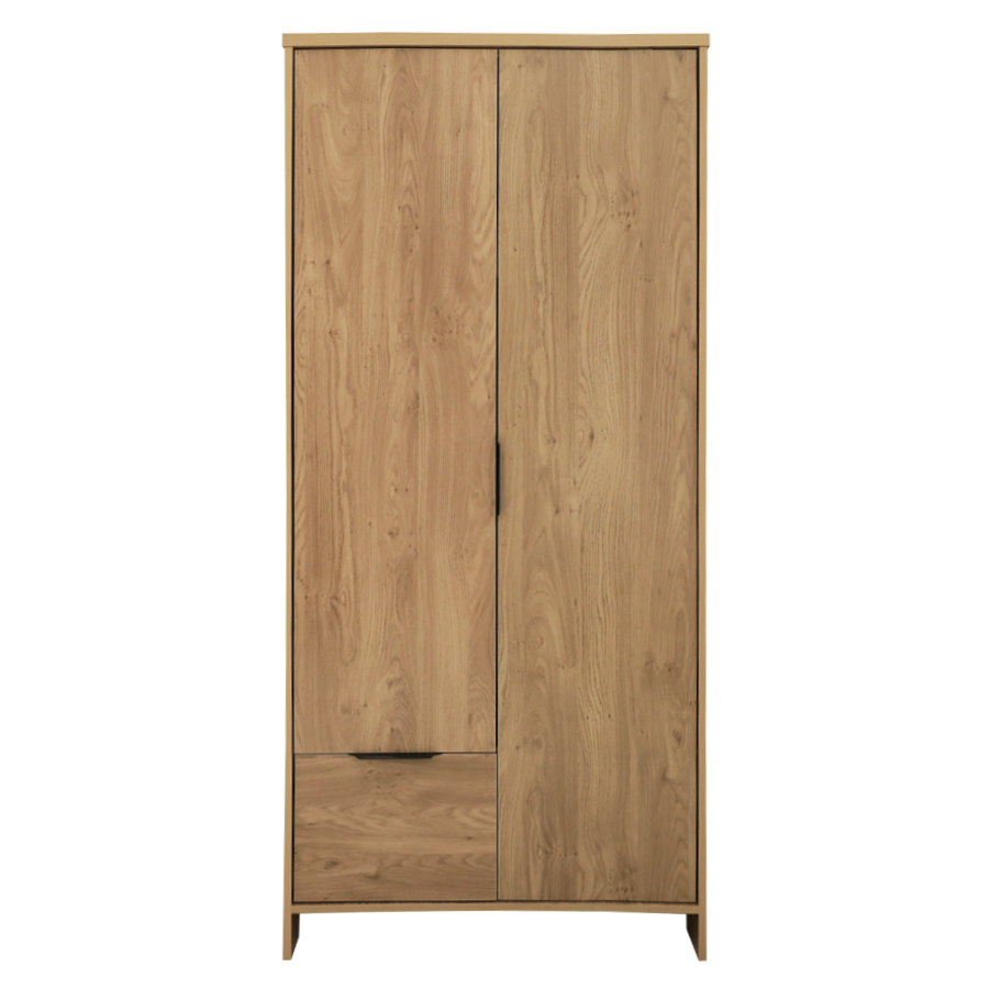 Caspar 2 Door Wardrobe