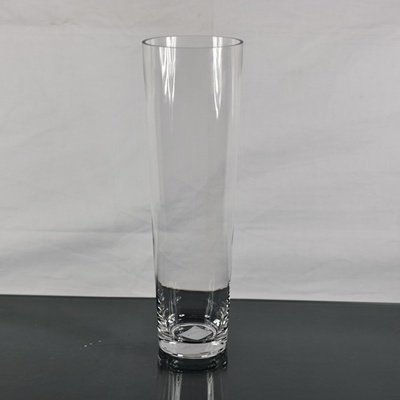 Clear Cylinder Glass Table Vase - Mandaue Foam